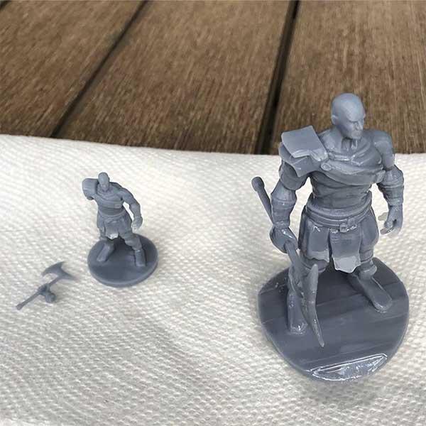 Best Budget Resin 3D Printer 12