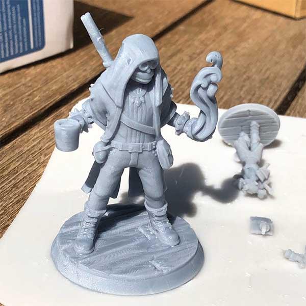 Best Budget Resin 3D Printer 13