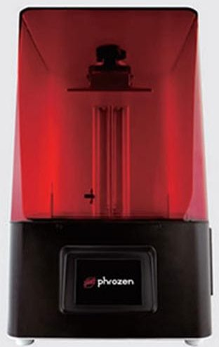 Phrozen 3D Printers Review 4