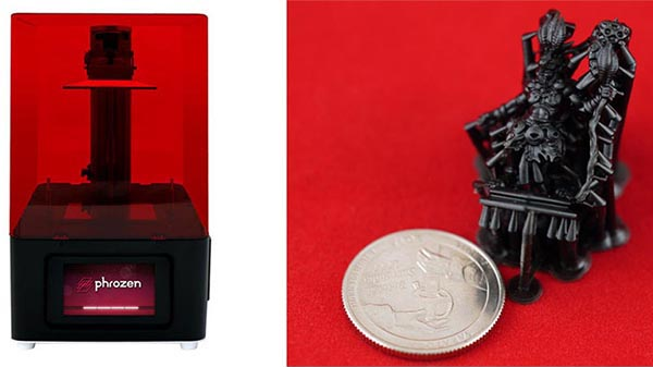 Phrozen 3D Printers Review 5