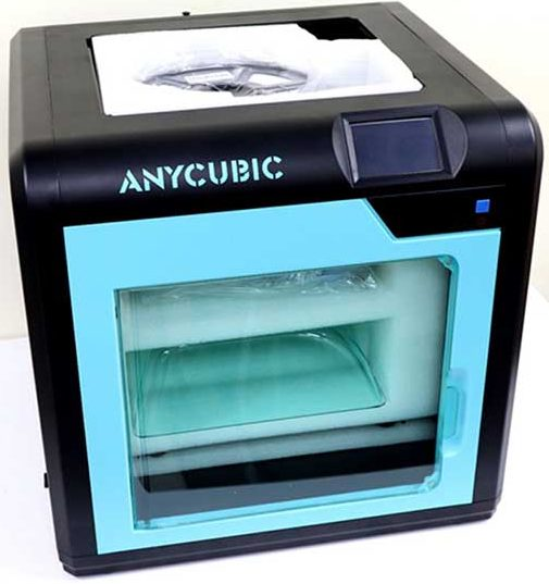Anycubic 4Max Pro Review 38