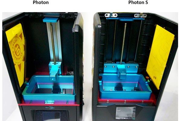 Anycubic Photon vs Photon S 2