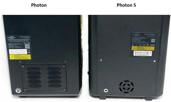 Anycubic Photon vs Photon S 5