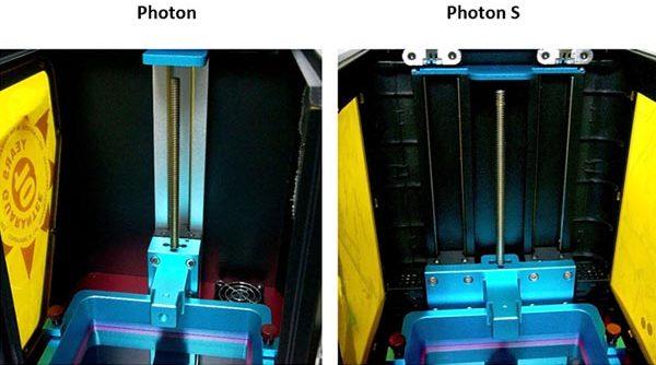 Anycubic Photon vs Photon S 6