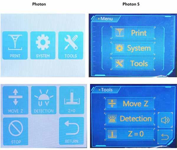Anycubic Photon vs Photon S 7