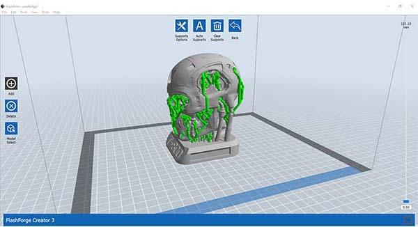 Flashforge Creator 3 3D Printer Review 15