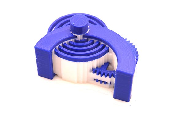 Flashforge Creator 3 3D Printer Review 47