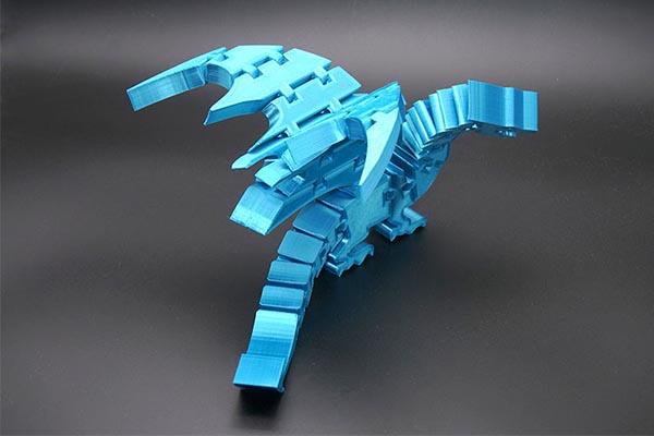 Flashforge Creator 3 3D Printer Review 54