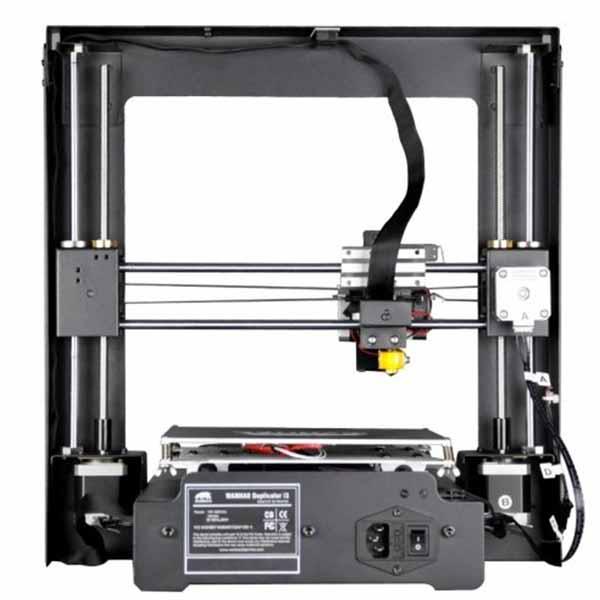 Wanhao Duplicator i3 Plus MK2 Review 2