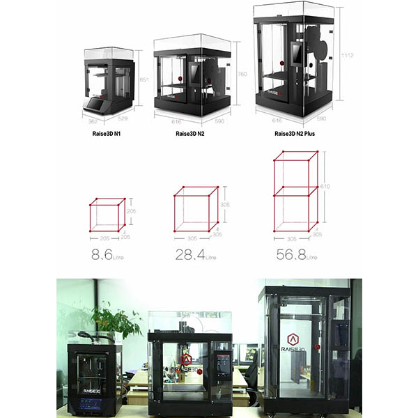Raise3D N2 3D Printer Review 1