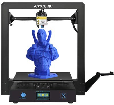 Anycubic Mega X Review 1