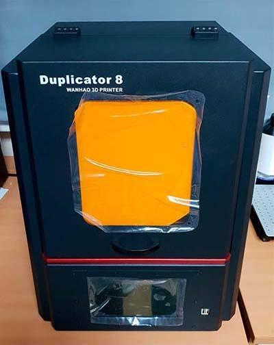 Wanhao Duplicator 8 Resin 3D Printer Review 2