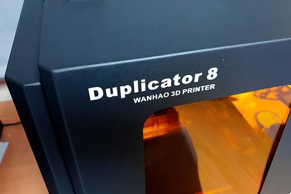 Wanhao Duplicator 8 Resin 3D Printer Review 3