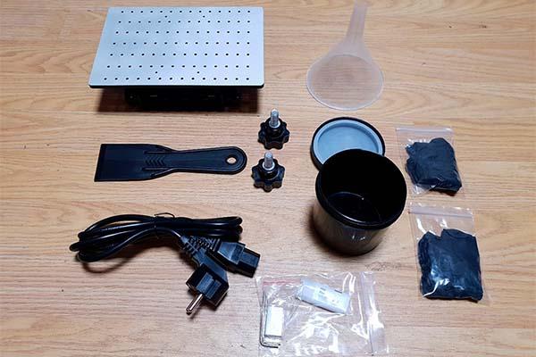 Wanhao Duplicator 8 Resin 3D Printer Review 4