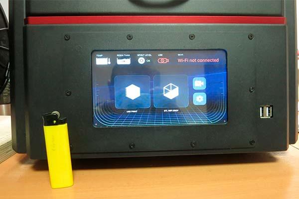 Wanhao Duplicator 8 Resin 3D Printer Review 5