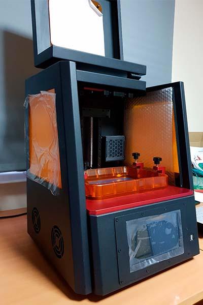 Wanhao Duplicator 8 Resin 3D Printer Review 6