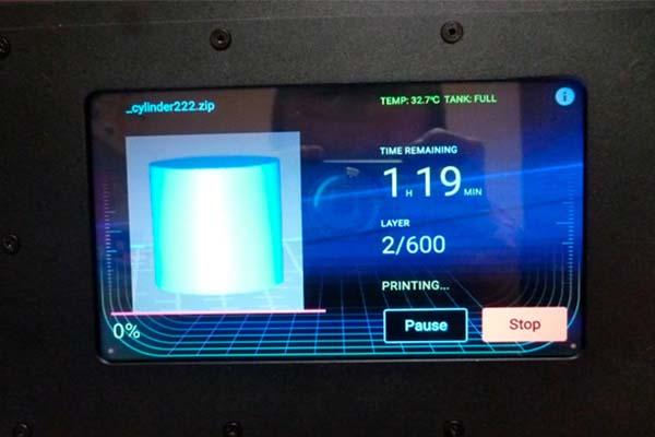 Wanhao Duplicator 8 Resin 3D Printer Review 7
