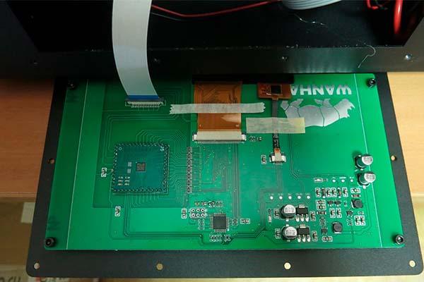 Wanhao Duplicator 8 Resin 3D Printer Review 16