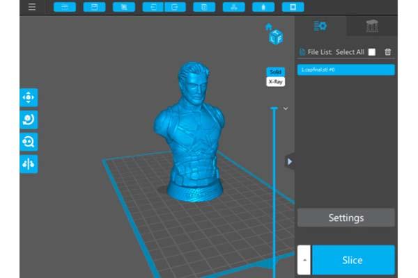 Wanhao Duplicator 8 Resin 3D Printer Review 19