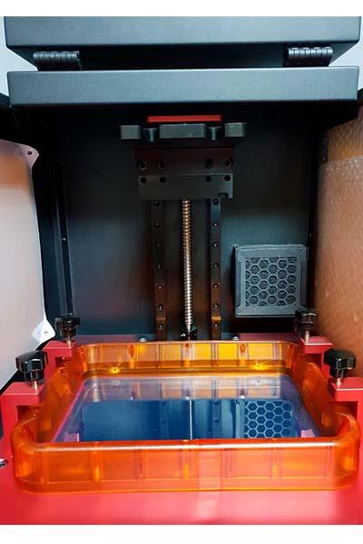 Wanhao Duplicator 8 Resin 3D Printer Review 24