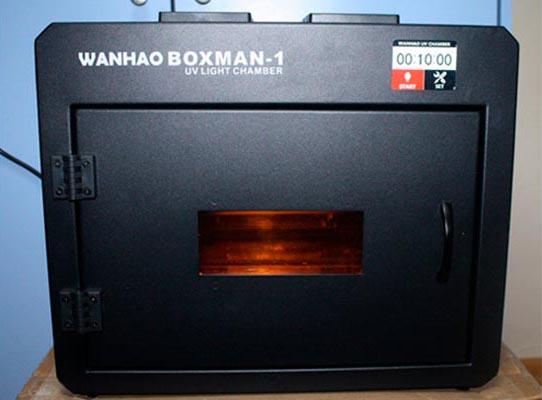 Wanhao Duplicator 8 Resin 3D Printer Review 51