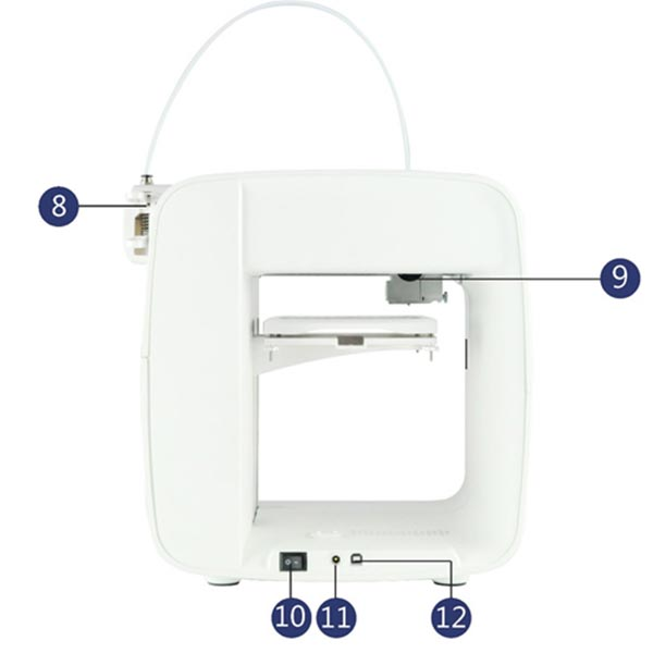 Wanhao Duplicator 10 Review 4