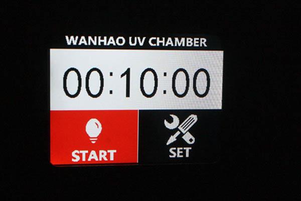 Wanhao Boxman-1 Curing Box Review 10