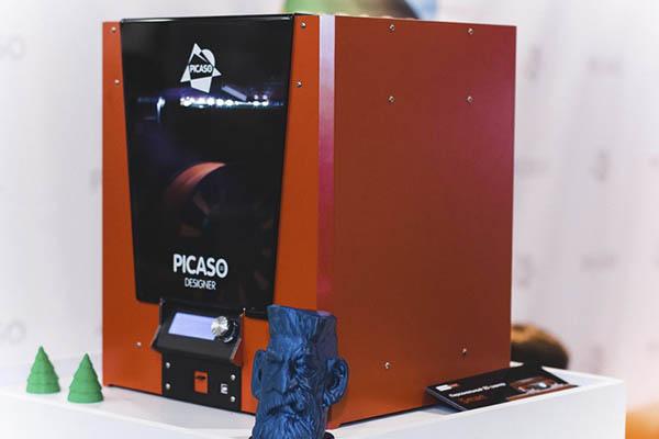 Picaso 3D Designer Classic 3D Printer Review 7