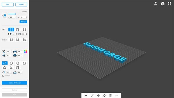 [TUTORIAL] Bulk Lettering With the Flashforge AD1 Channel Letter 3D Printer 5