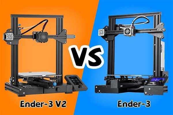 Creality Ender 3 vs Ender 3 V2 (Head to Head Comparison) 2