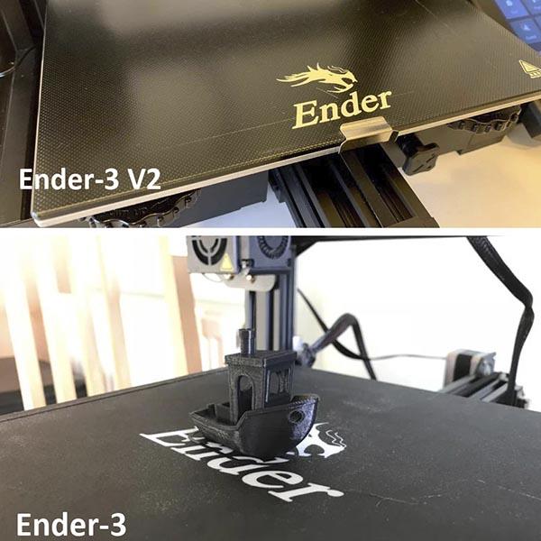 Creality Ender 3 vs Ender 3 V2 (Head to Head Comparison) 6