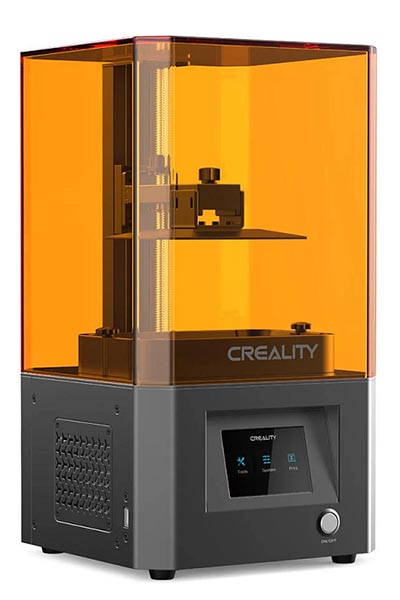 Creality LD-002r Review: Features, Specs, Quality of Print, & Price 1