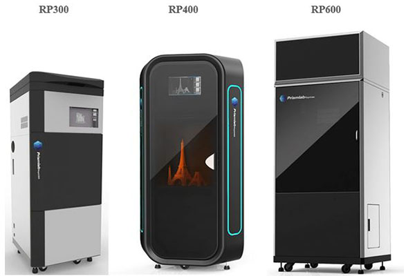 Overview of PrismLAB 3D Printers 5