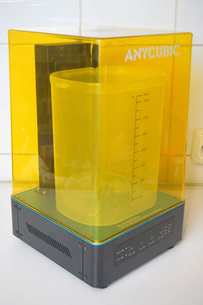 Anycubic Photon Zero and Wash & Cure Review 36