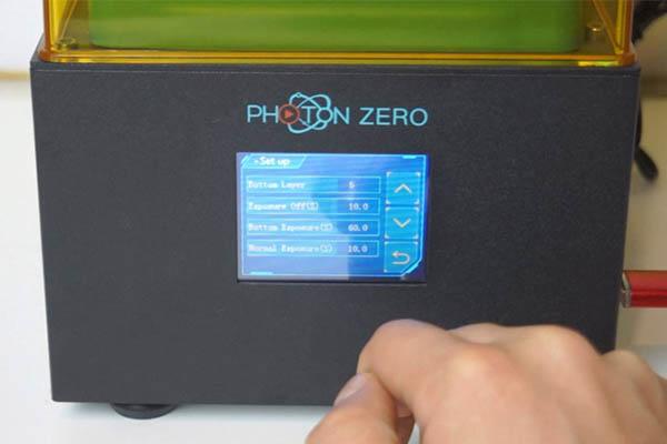 Anycubic Photon Zero Review 35