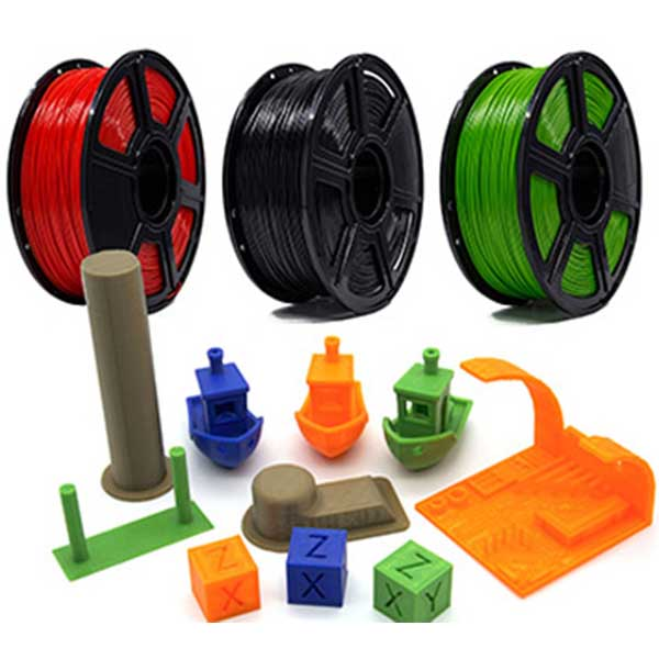 Learn the Different Types of 3D Printing Filament 8