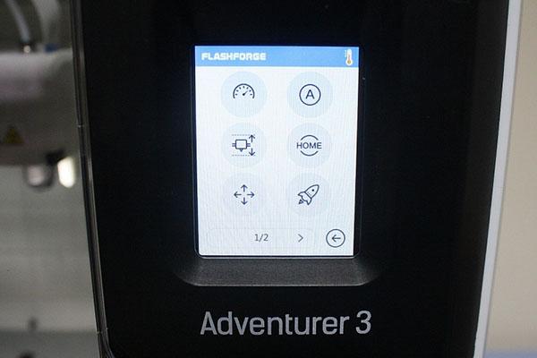FlashForge Adventurer 3 3D Printer Review 4