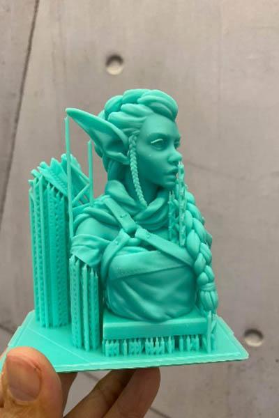 Best Resin 3D Printer for Miniatures 7
