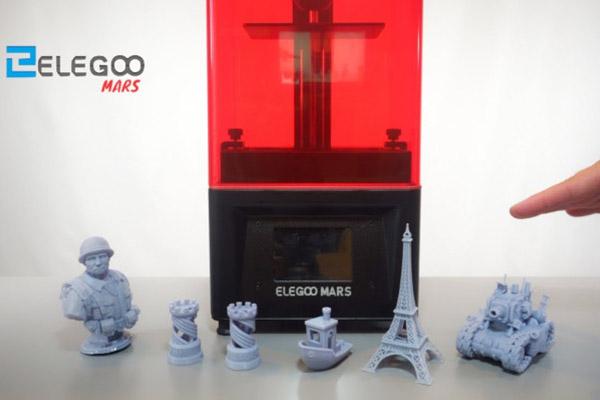 Best Resin 3D Printer for Miniatures 26