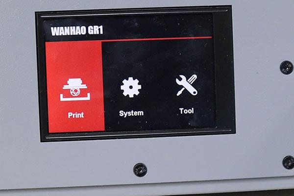 Wanhao GR1 3D Printer Review 12
