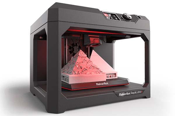 Makerbot Replicator+ Review 1