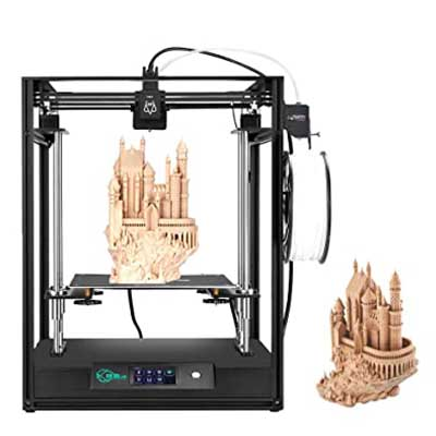Creative 3D Elf Printer