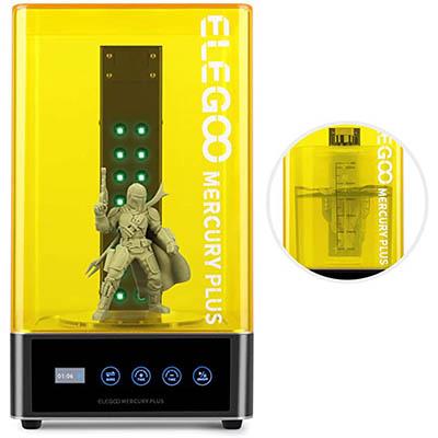 Elegoo Mercury Plus 2 in 1 Cure