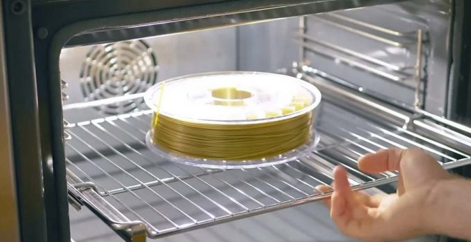 How to Dry 3D Printer Filament 6
