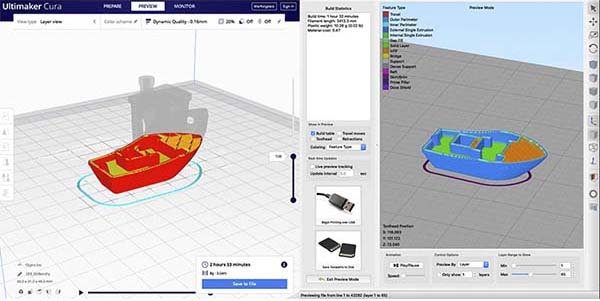 Simplify3D vs Cura: What Are the Differences? 3