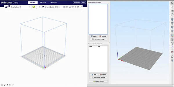 Simplify3D vs Cura: What Are the Differences? 5