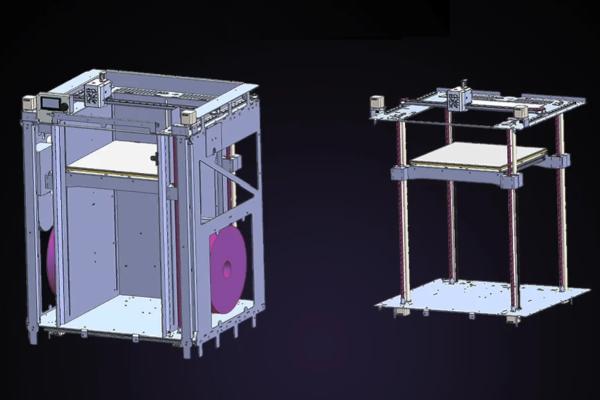 Picaso 3D Designer XL 3D Printer Review 8